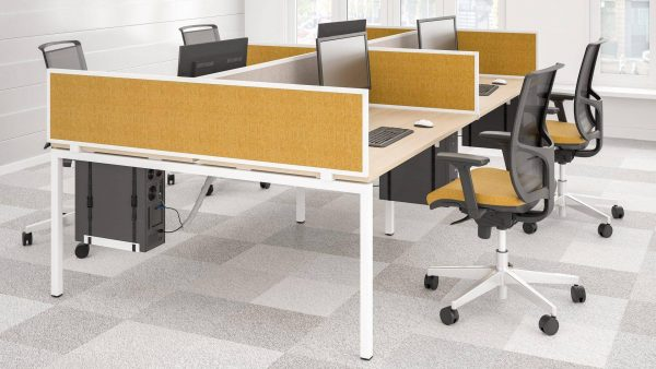 Bench Desks Nova U Task Chairs Eva.ii 1 1920x1080