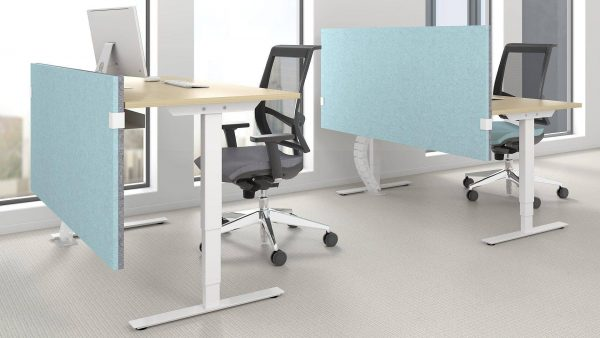Sit Stand Desks Easy Acoustic Desk Screens Modus Task Chairs Eva.ii 1920x1080