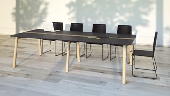 конференц стол NOVA Wood