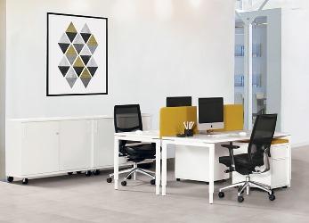 стол офисный NOVA H