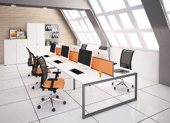 столы для персонала NOVA O