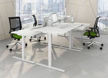 стол, регулируемый по высоте EASY